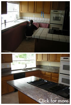 Kitchen Remodel in Rancho Bernardo